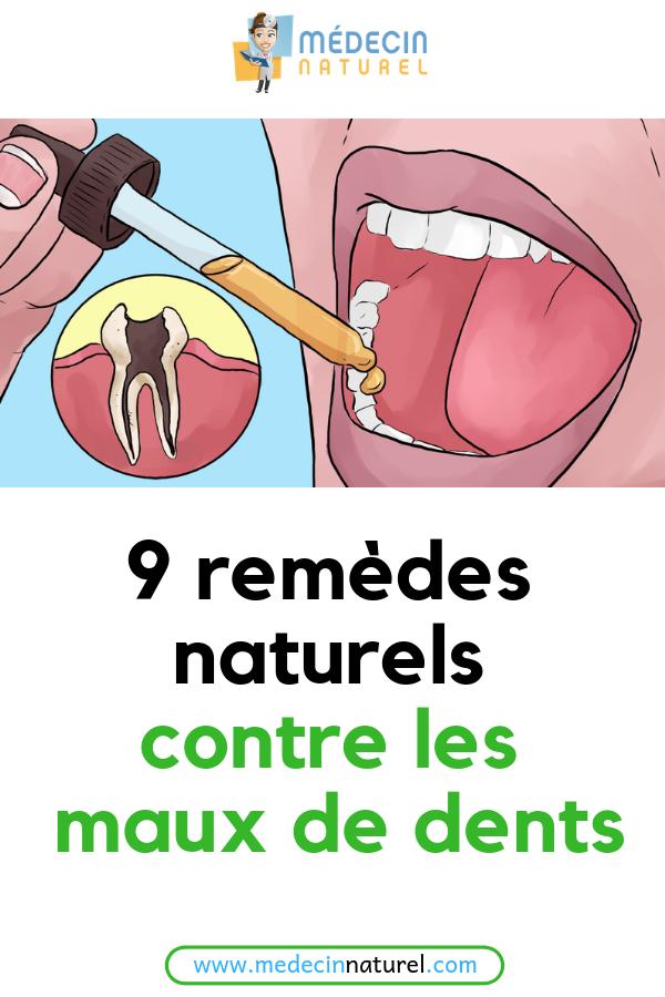 Voici Comment Traiter Naturellement Les Maux De Dent Maux Dent Sante Remede Naturel Memes Ecard Meme