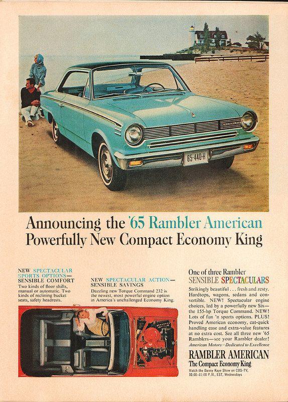 1965 rambler american advertisement time magazine october 2 1964 rh pinterest com Product Auto Repair Manuals Car ManualsOnline