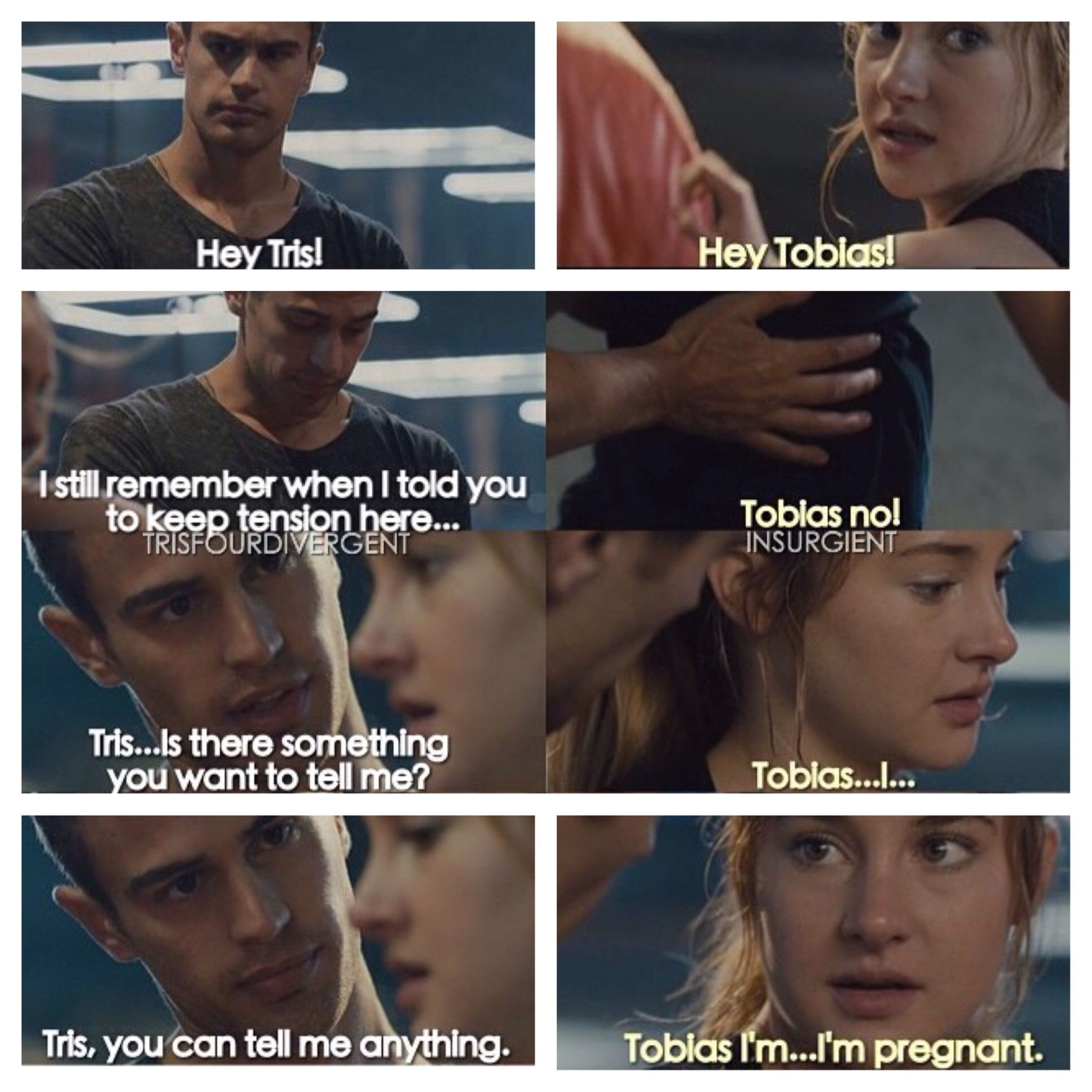 After allegiant if tris lived