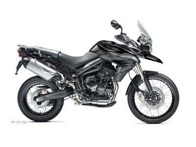 Dual Sport 2012 Triumph Tiger 800 Xc Abs Bikes Past Present