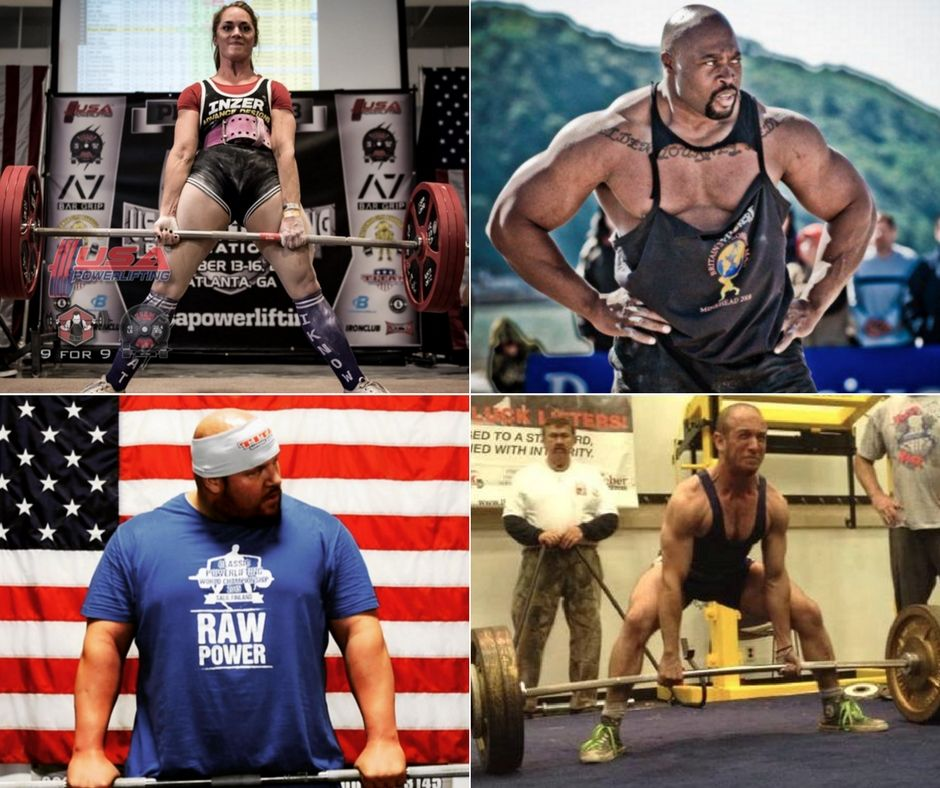 How 5 Champion Powerlifters and Coaches Warm Up for Their