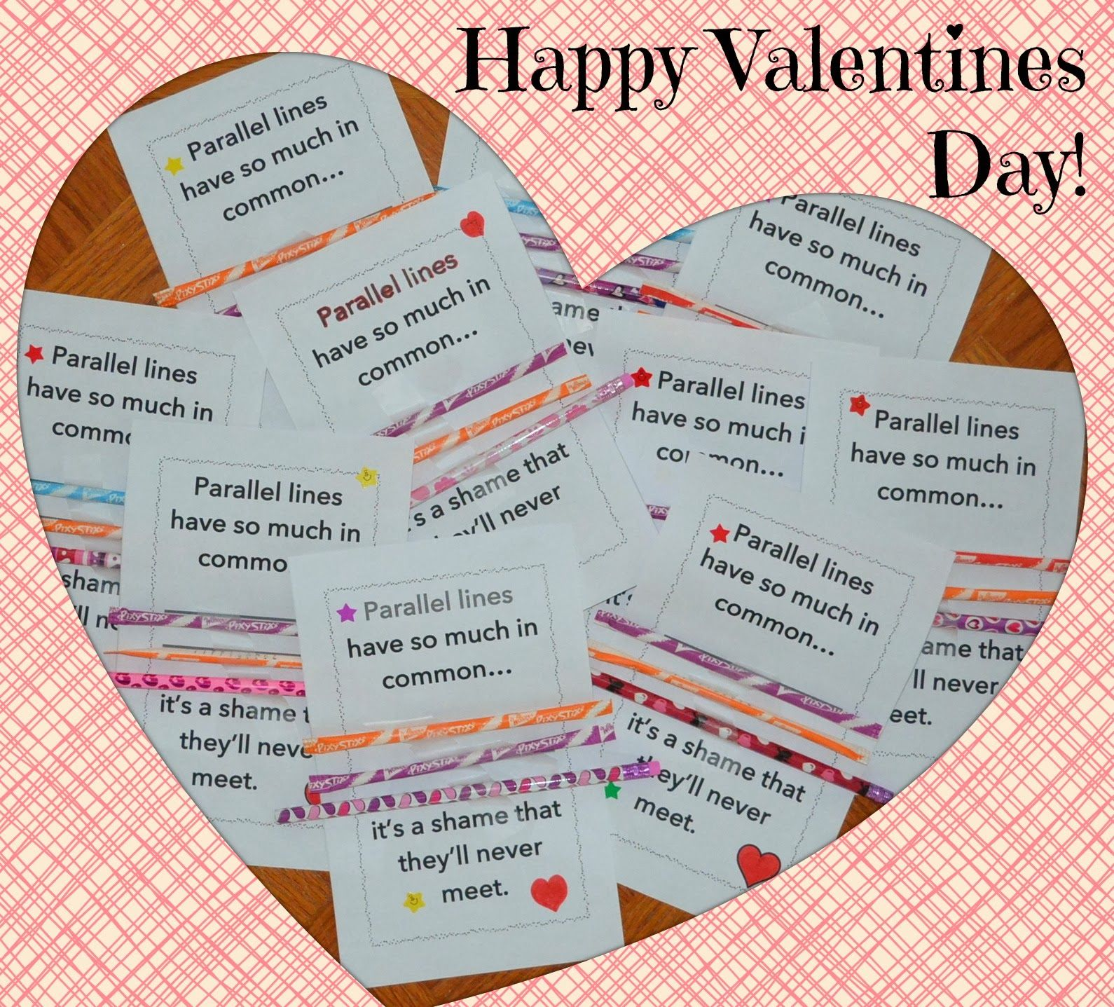 Happy Valentine\'s Day! | school - math | Pinterest | Math, School ...