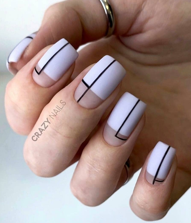 55 Stylish Nail Designs For New Year 2020 Nail art is like the icing o