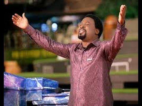 Let us Pray with Prophet TB Joshua: Mass Prayer & Prayer for