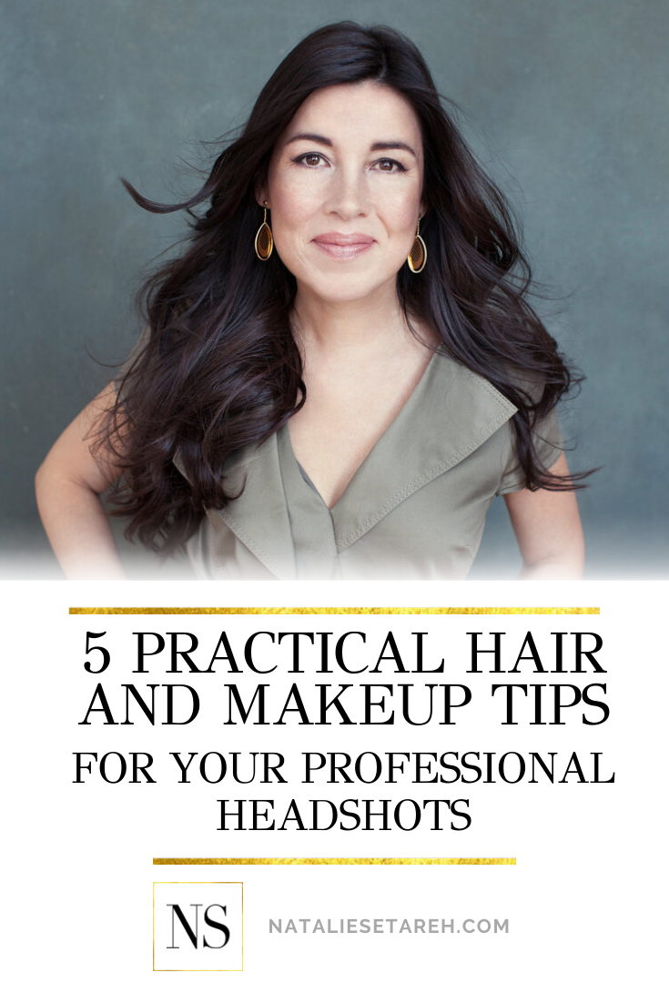 Professional Headshots You'll Actually Love in 2020 Hair