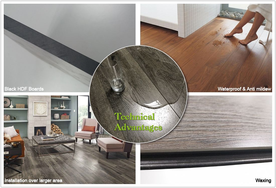 Now Days The Leading Trend For Decno Is The Waterproof Laminate Flooring Ultra Core Flooring Waterproof Laminate Flooring Waterproof Flooring Vinyl Flooring