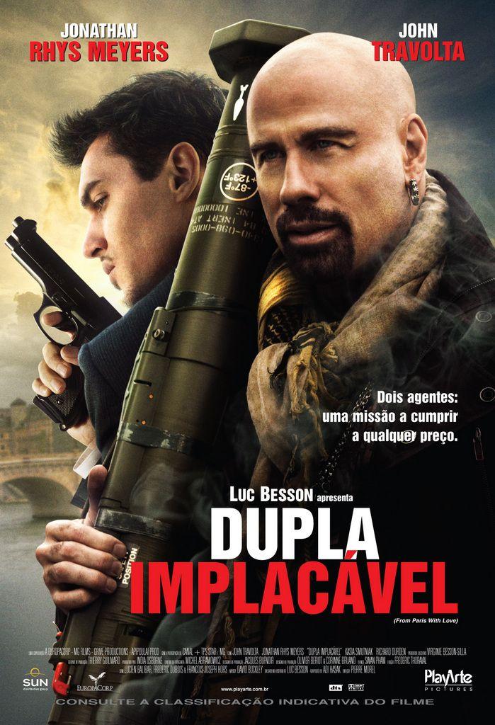 Pin De R D Em John Joseph Travolta Capas De Filmes Filmes Dupla