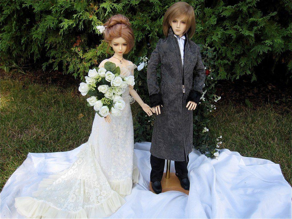#doll#bride#groom  IMG_8672 ../..1 ..24..qw