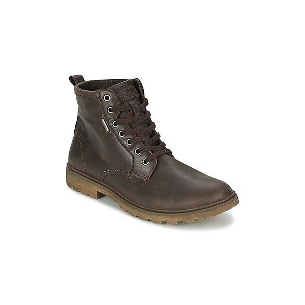 Geox AKIM B ABX C Mid Boots featuring polyvore, men's fashion, men's shoes,