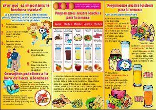 Loncheras escolares nutritivas pdf to word