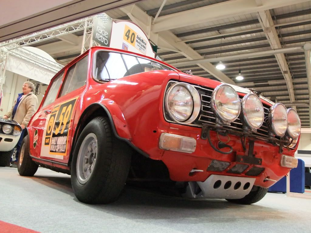 classic mini clubman rally ideas - Google Search | Minis | Pinterest ...