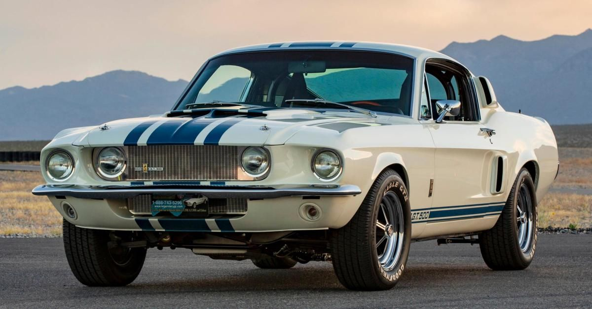This Brand New 250 000 1967 Shelby Gt500 Super Snake Is Retro Perfection Shelby Gt500 Ford Shelby Ford Mustang Shelby Gt