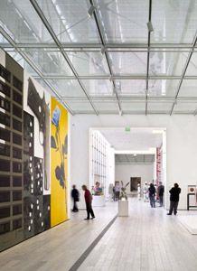 Art Gallery Interior At LACMA Credit Michael Denance Museum Of ArtContemporary ArtGallery GalleryLos Angeles