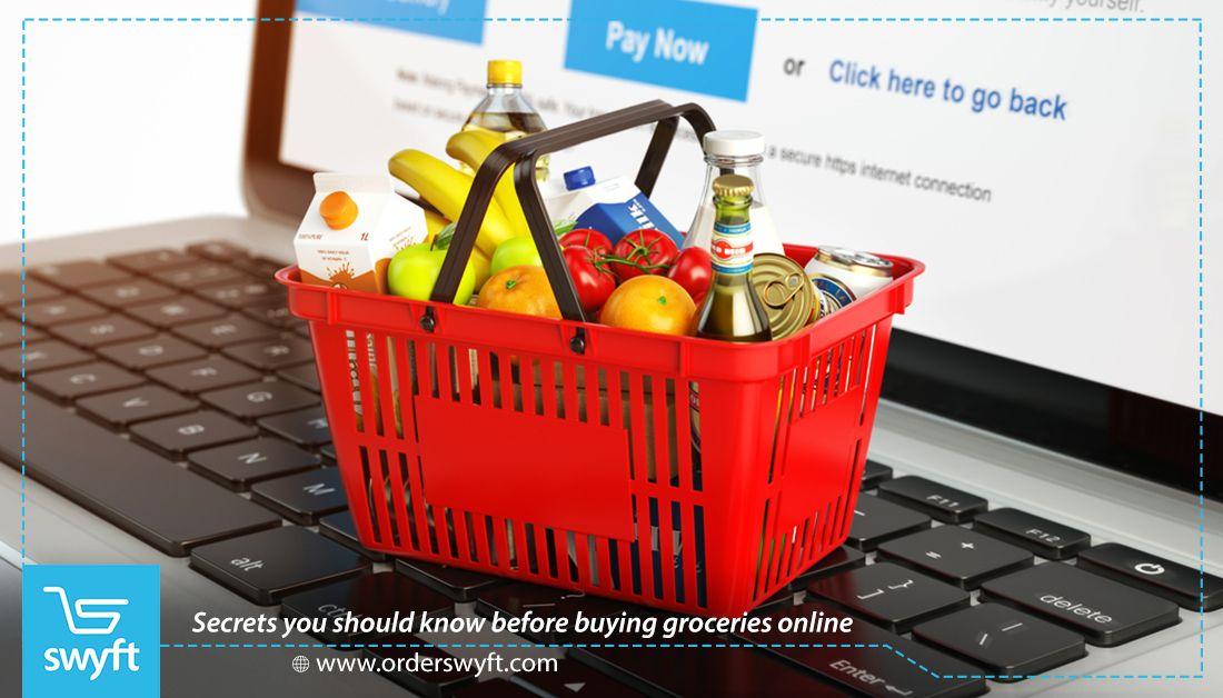 أسرار يجب معرفتها قبل شراء البقالة أون لاين Buying Groceries Online Buying Groceries Grocery Online
