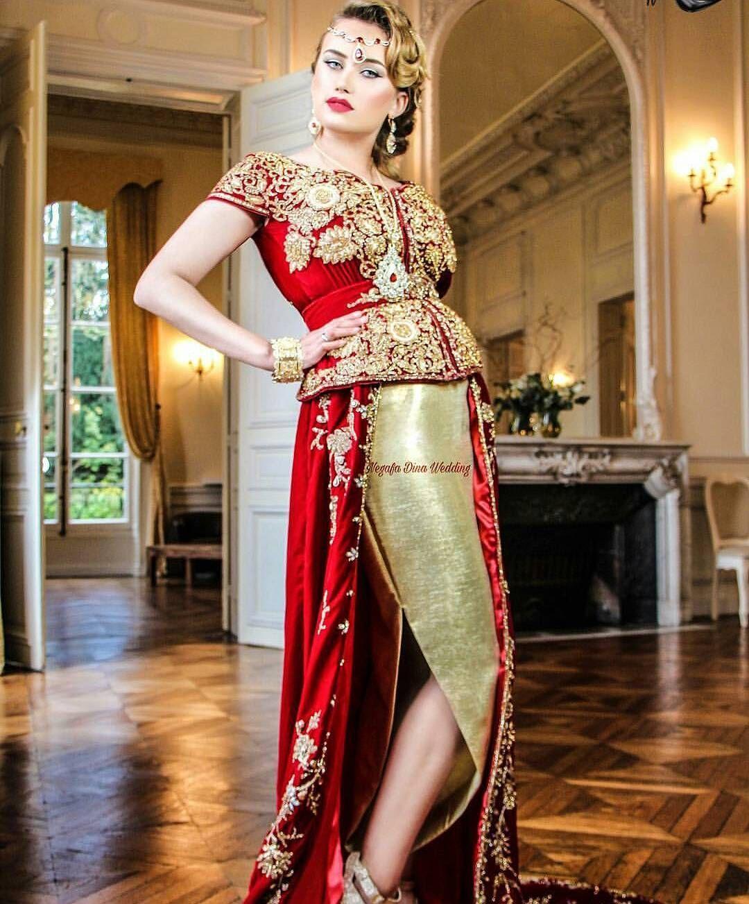 algerian #tradional #style #karakou #algiers #traditon #clothes ...