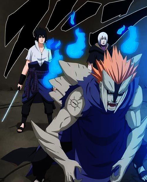 Sasuke Snake Sword Online Anime Naruto Anime Manga Anime