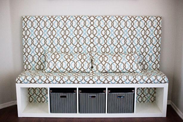 Headboard Kitchen Banquette How To Window Seat Storage Bench Diy Wooden Lid Rack Building Pdf Plans