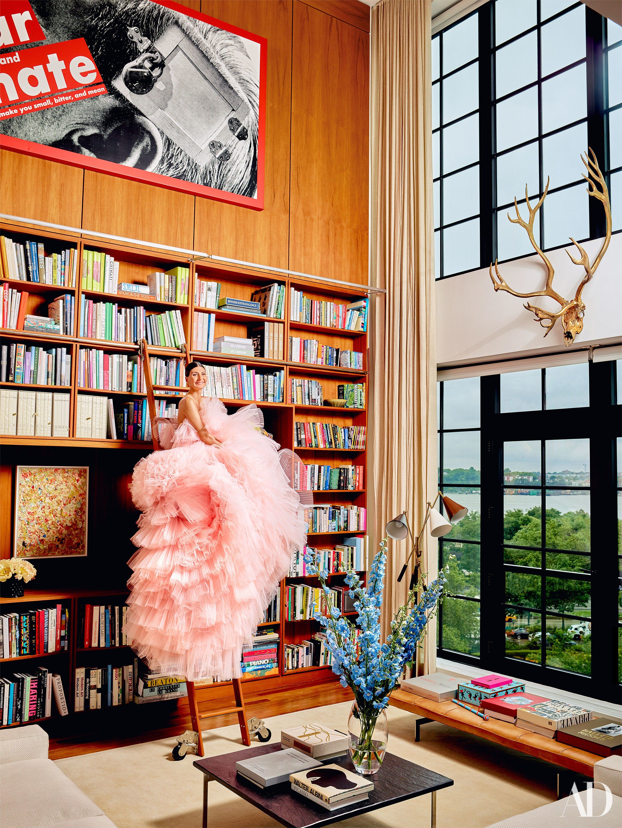 69d6add642c8 Giovanna Battaglia-Engelbert s New York City Apartment Photos