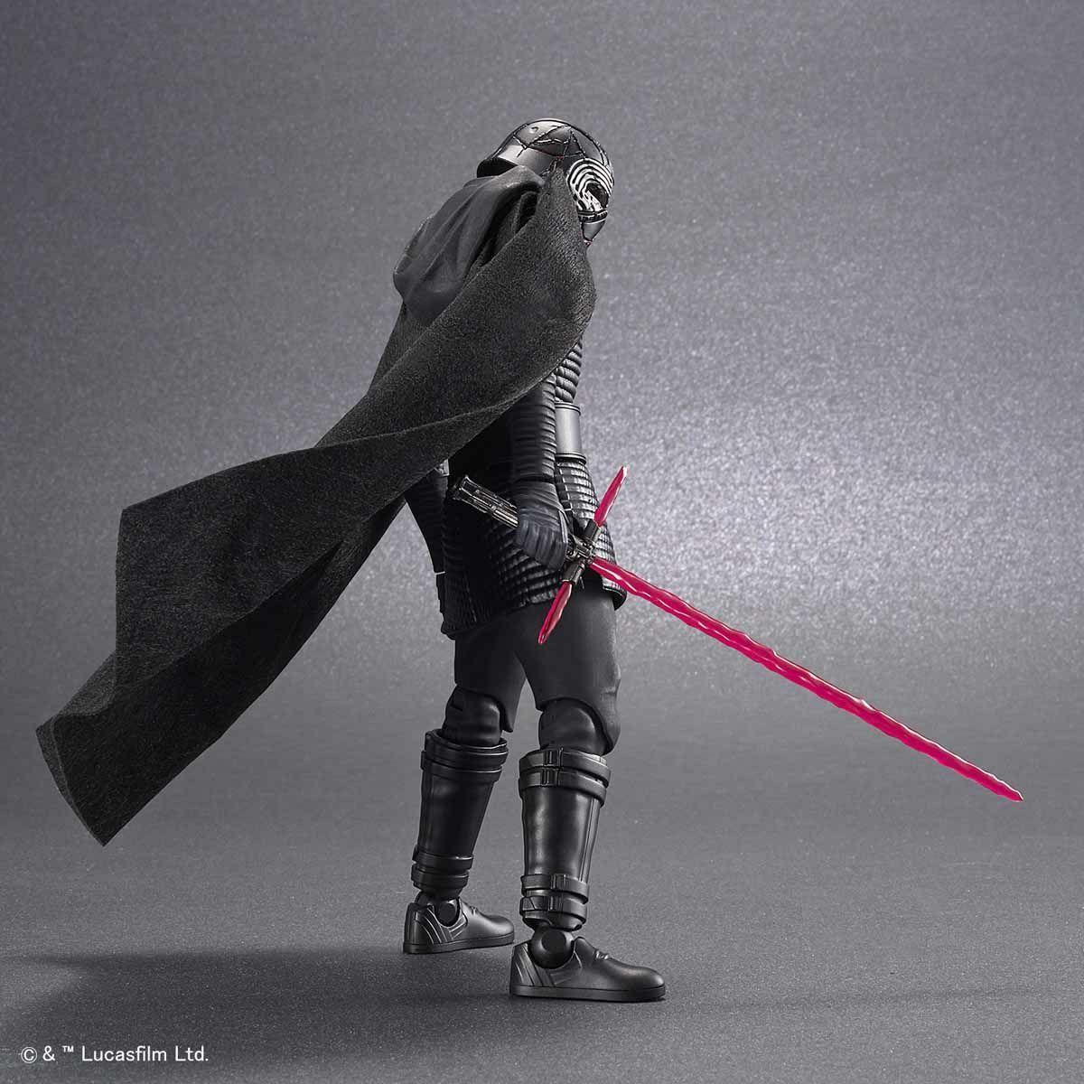 Bandai Star Wars Kylo Ren 1:12 Scale Model Kit Rise of Skywalker