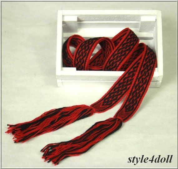 210 Cm 82 Inch 100 Wool Hand Woven Inkle Loom By Sstyle4doll Hand