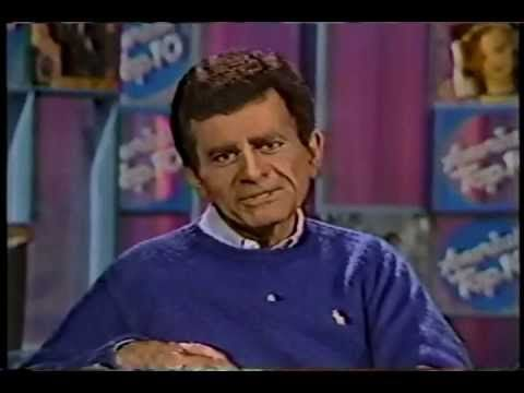 America's Top 10 February 26, 1984 Casey Kasem with a