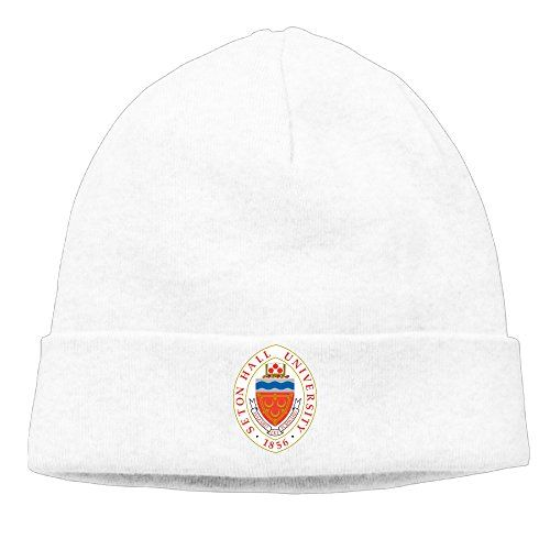 295e9fb87d7 Seton Hall University Logo Slouchy Beanie Cool Watch Cap     Want to know  more