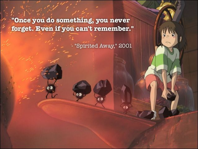 Spirited Away Quotes Classy 15 Important Life Lessons Taught In Miyazaki Films That People Often