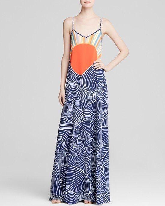 ae4b4930fda07 NWT MARA HOFFMAN MISUN MAXI DRESS L LARGE #MARAHOFFMAN #Maxi #SummerBeach