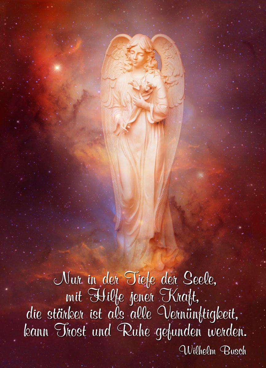 Engel der Zuversicht | Sprüche engel, Engel zitate und