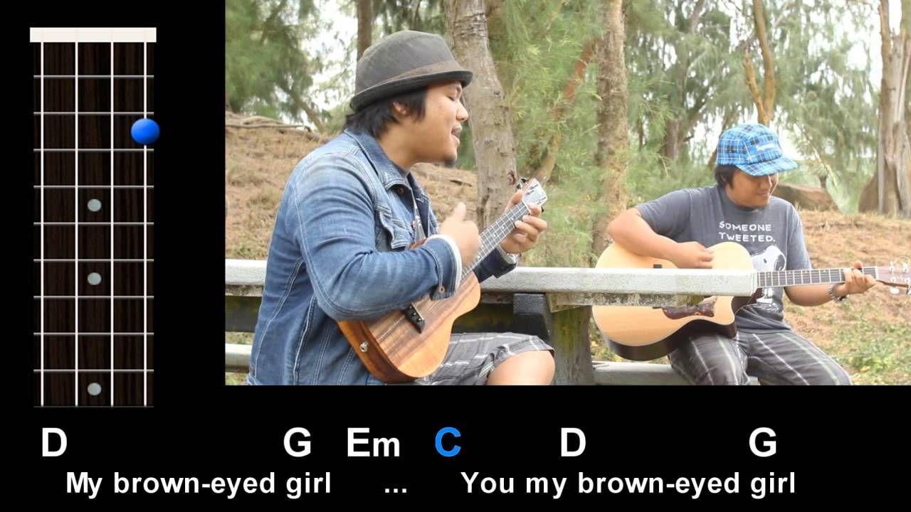Brown Eyed Girl Van Morrison Ukulele Play Along Lots Of Other