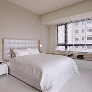 Decorate Plain White Bedroom