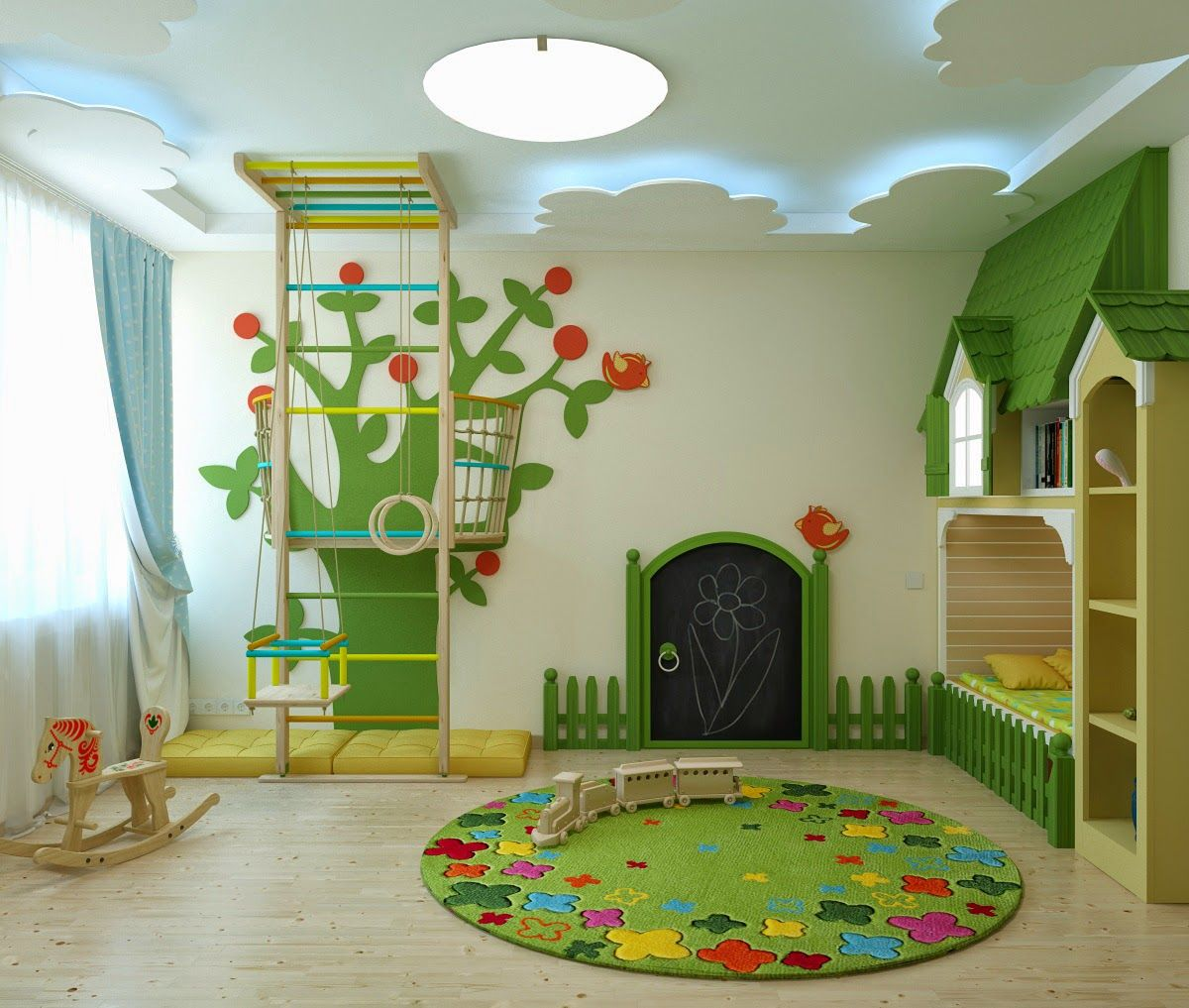 3d coole ideen kinder for Schlafzimmer junge