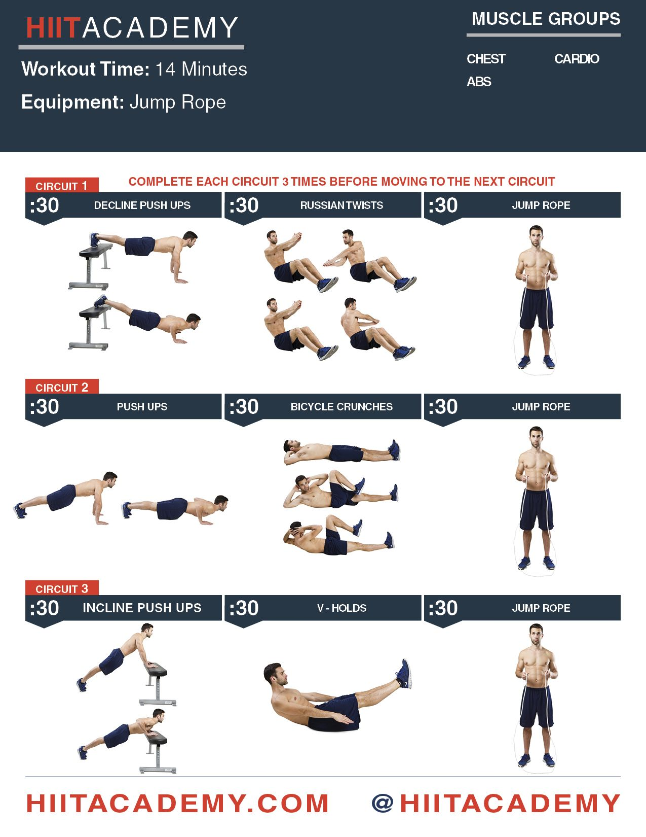 Chest Ab Cardio Hiit Workout