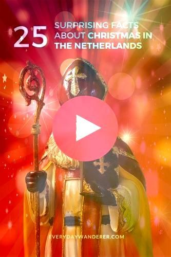 Surprising Facts about Christmas in the Netherlands 25 Surprising Facts about Christmas in the Netherlands  Christmas in the Netherlands Holland  Christmas in the Netherl...