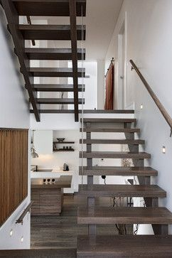 Best Split Level Staircases Design Pictures Remodel Decor And Ideas Page 22 Love How This Opens 400 x 300