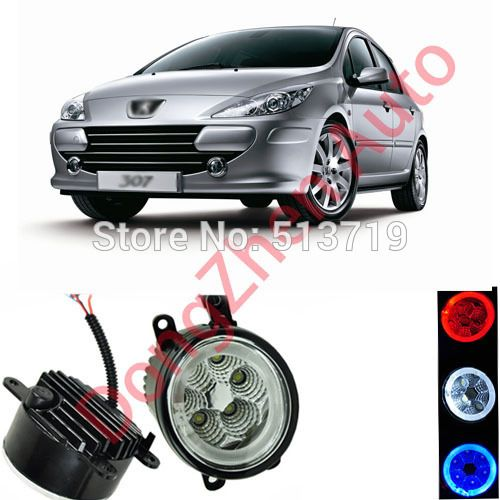 Dongzhen auto accessories car LED front fog lights strobe line group ...