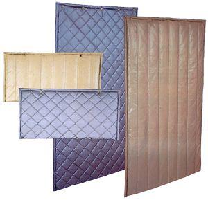 Absorptive Exterior Grade Curtain Fiberglass Absorber