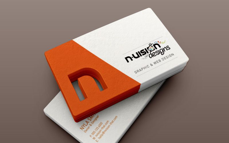 Die cut business card lg 800500 tflo pinterest explore these ideas and more reheart Images