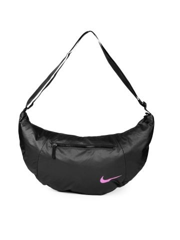 c055a0c57f4d1 Nike Women Black Sling Bag | Myntra via @myntra | My dream bedroom ...