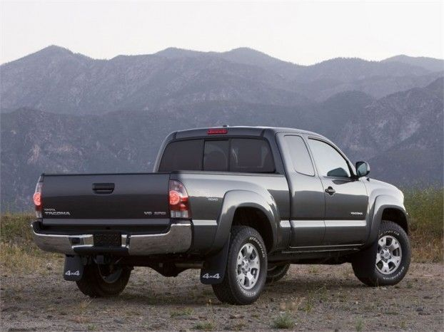 Toyota Tacoma Tire Sizes