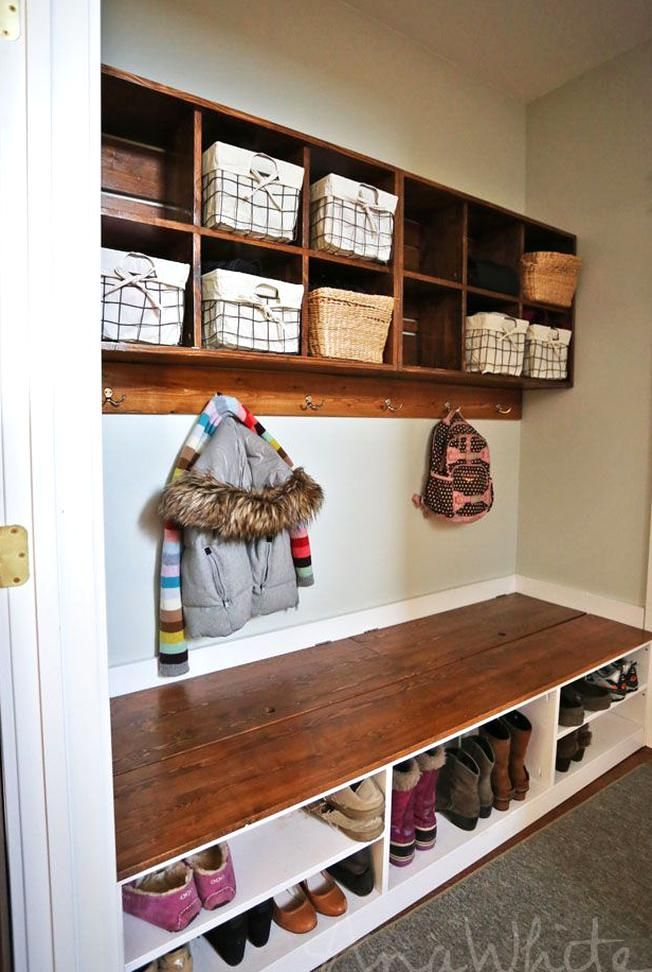 Ana White Build a Wall Cubby Crate Shelves Free and Easy ...