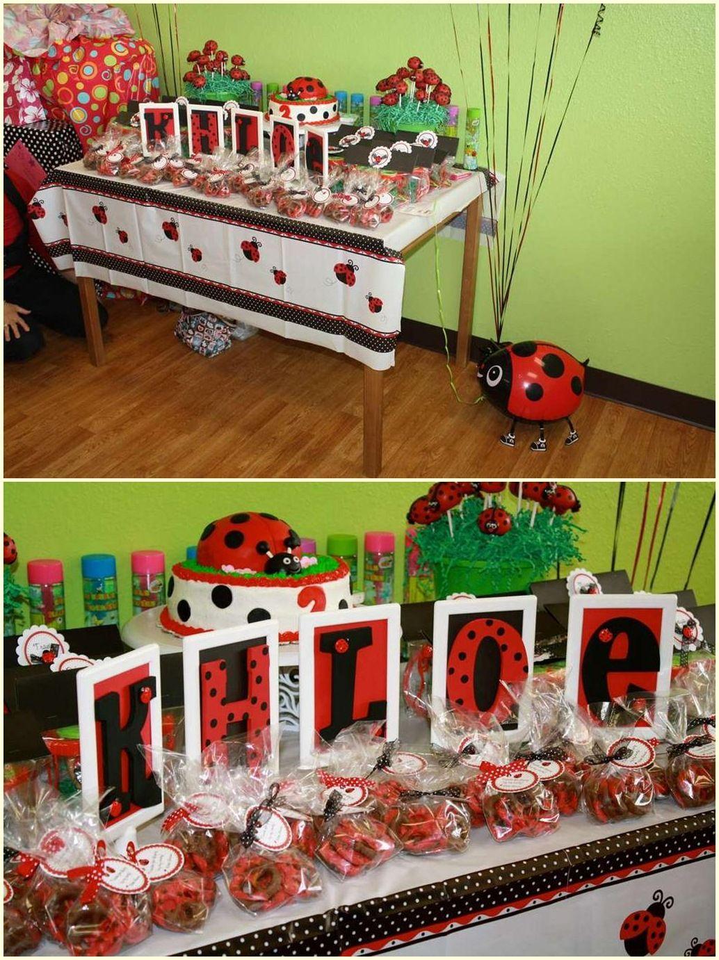Ladybug Party Ideas Decorations Ladybug Party Food Ideas Recipes ...