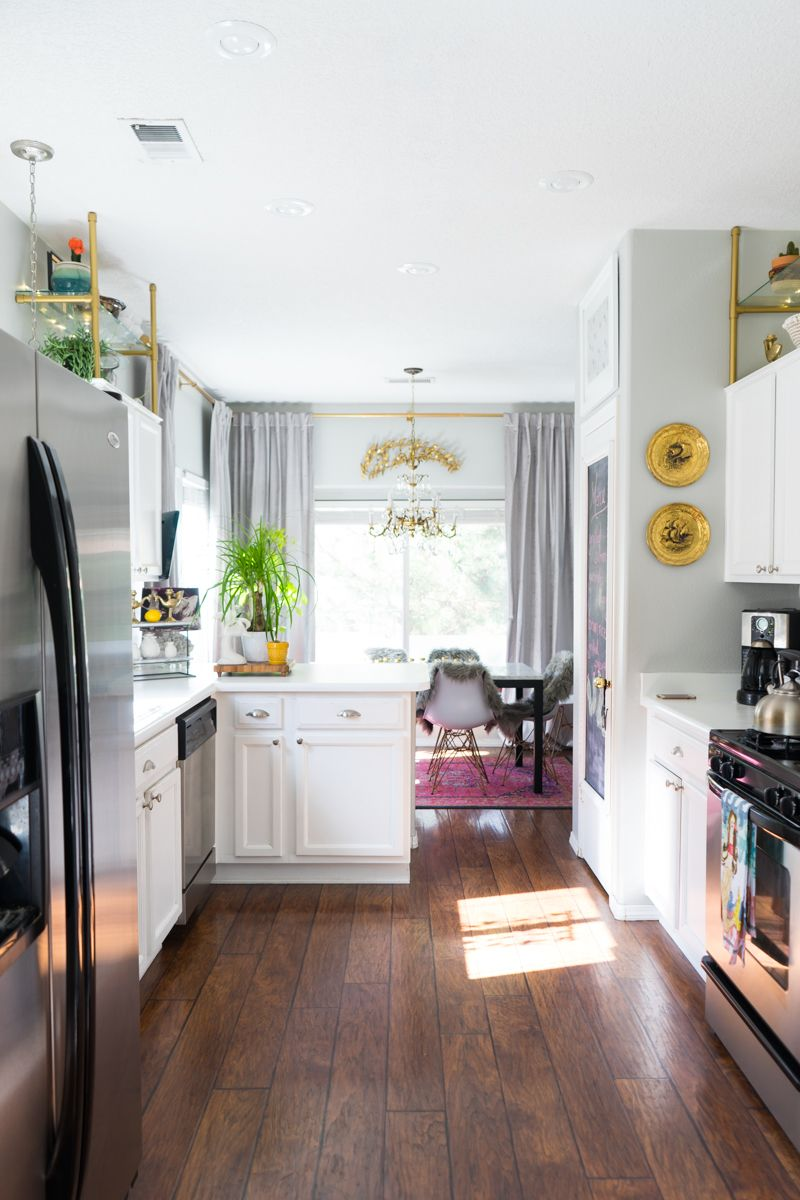 Infusing Color and DIY Charm into a Cookie-Cutter Home in New Mexico ...