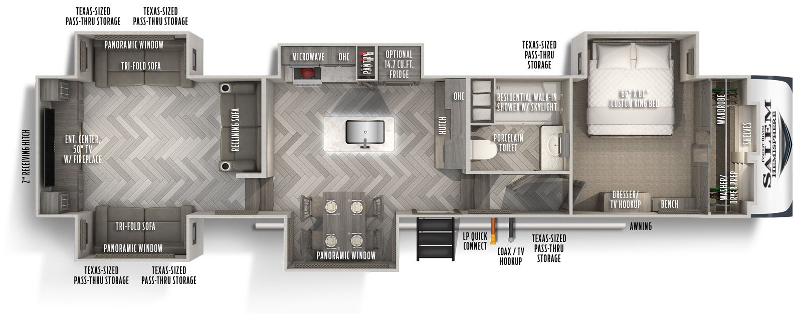 372rd floorplan forest river rv forest river tent campers