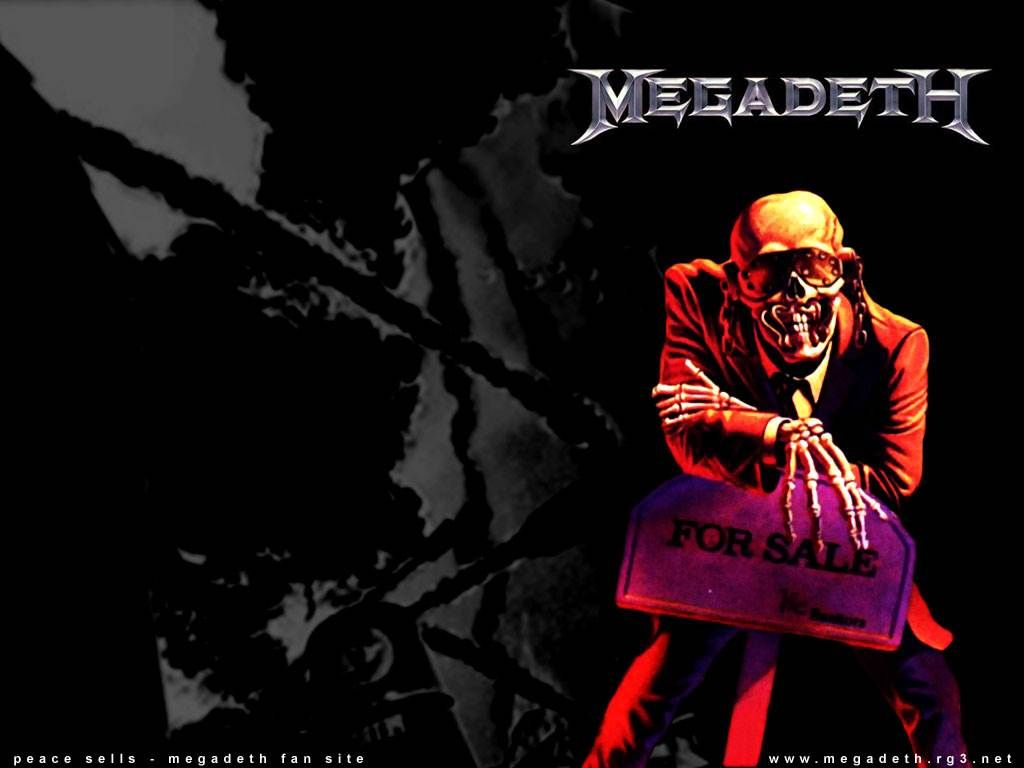 Download Free Megadeth Wallpapers For Your Mobile Phone By 1024x768