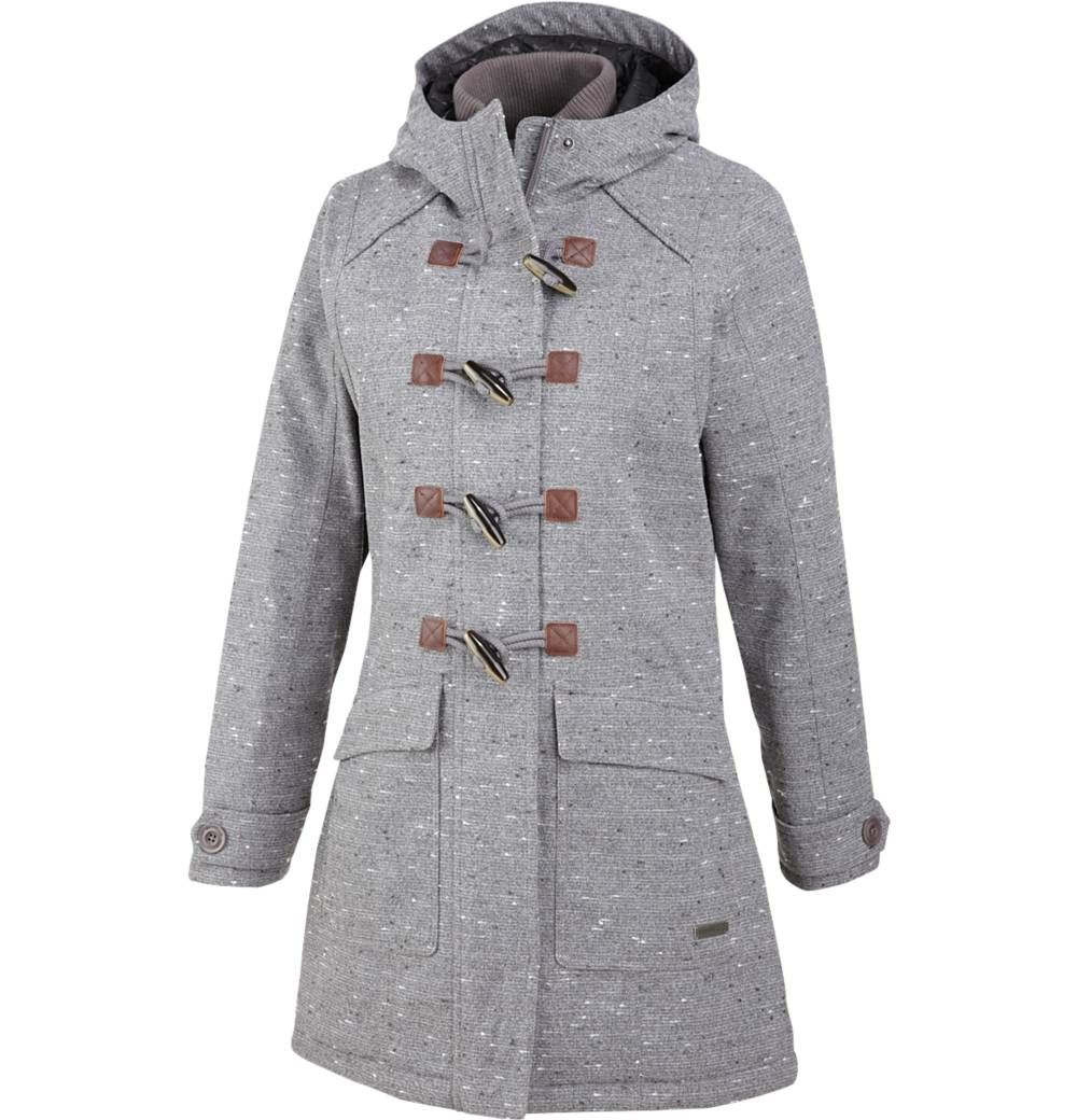 Haven Nepped Duffle Coat - Women's - With 150 grams of MSELECT ...