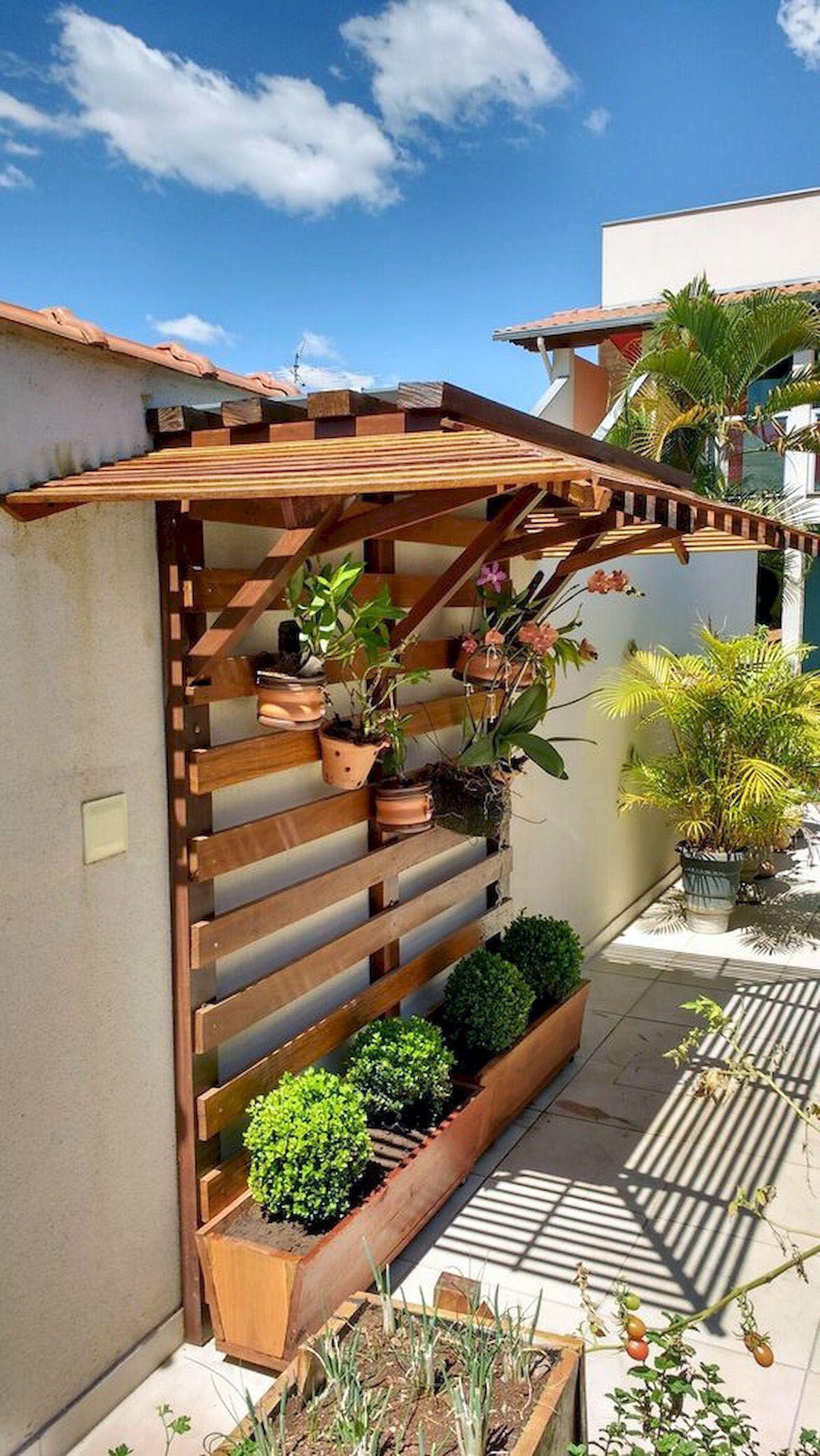 Wonderful Front Yard Landscaping Ideas | Vertical garden ...