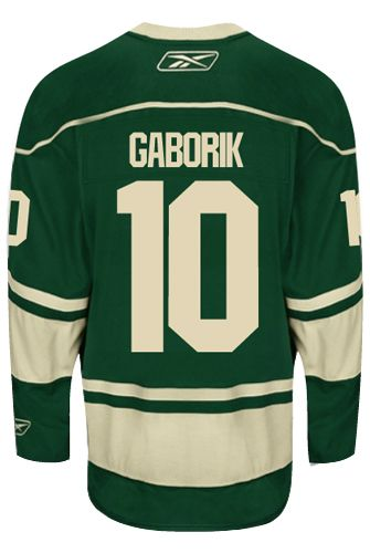 ... coupon minnesota wild vintage marian gaborik 10 official third reebok  premier replica nhl hockey jersey hand 0fa9bdab7