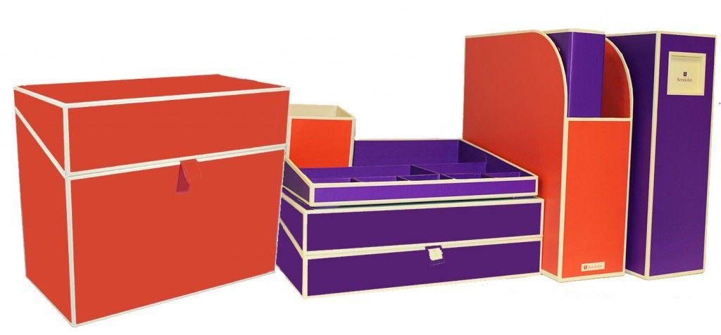 Organization With SemiKolon Designer Office Supplies Urban Girl Simple Designer Office Supplies