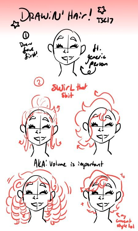 Pin By Sora On References How To Draw Hair Drawings Face Drawing